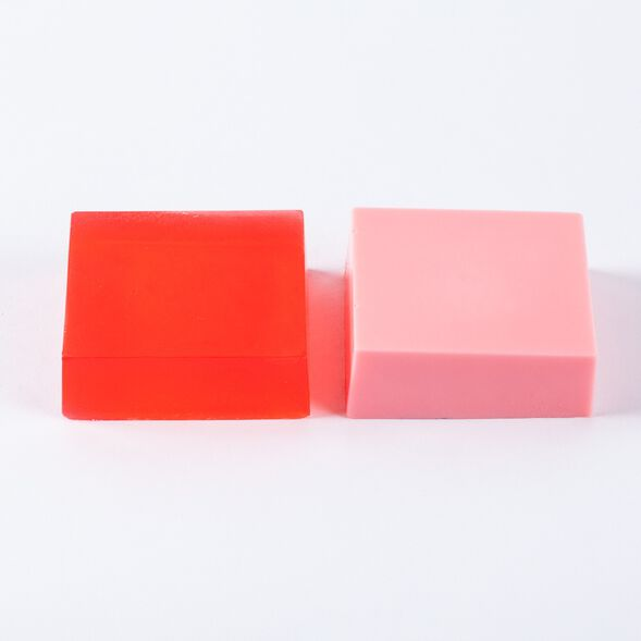 Melon Red Lab Color - large