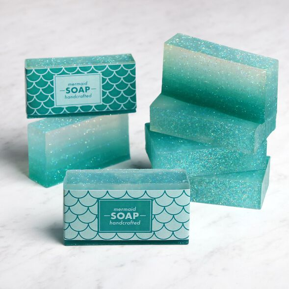 Mermaid Soap Kit