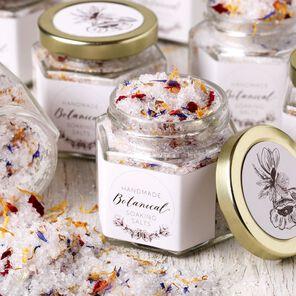 Botanical Bath Salt Kit