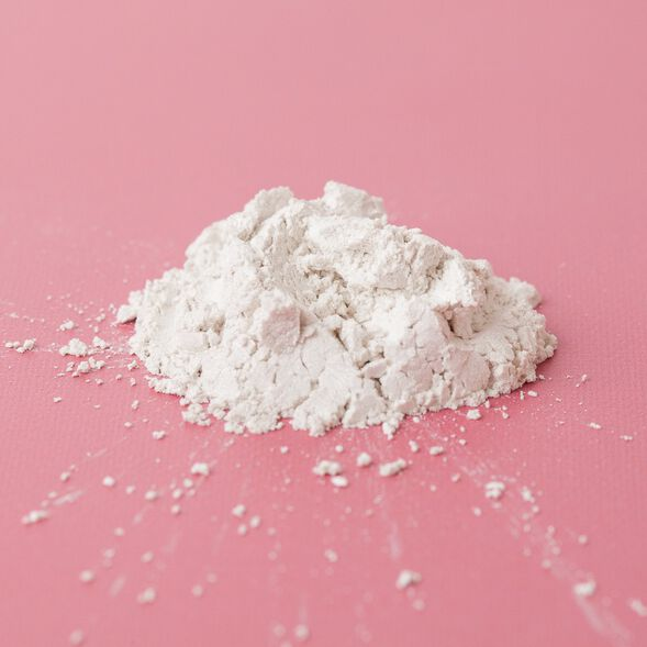 Super Pearly White Mica