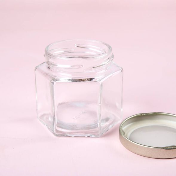 1.5 oz Hexagon Jar