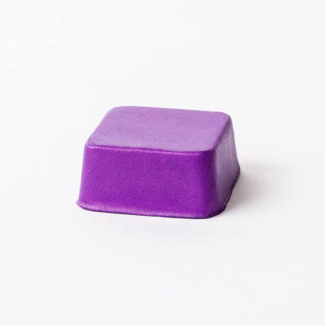 Queen's Purple Color Block - 1 Block
