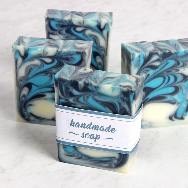 Swirl Handmade Soap Kit - Complete Kit
