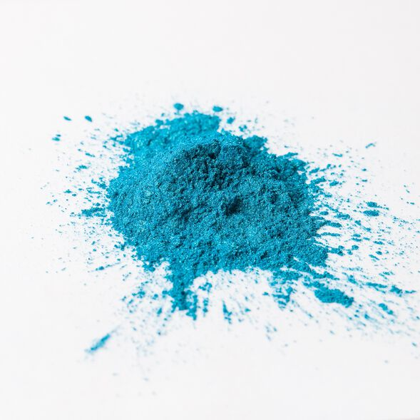 Mermaid Blue Mica - .2 oz