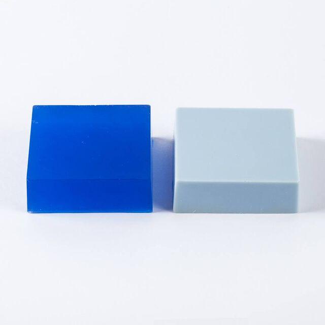 Ultramarine Blue Color Block - 1 Block