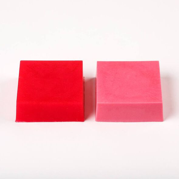 Red Color Block - 1 Block