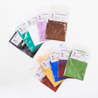 Pigment Sampler Pack, 1 Sampler Pack