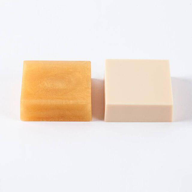 Gold Sparkle Color Block - 1 Block