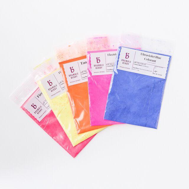 Neon Colorant Sampler Pack