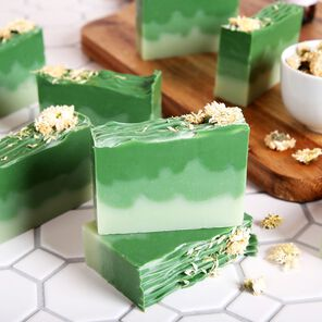 Aloe Cold Process Soap Kit