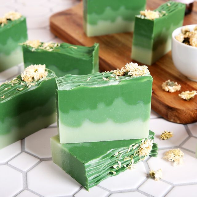Aloe Cold Process Soap Kit