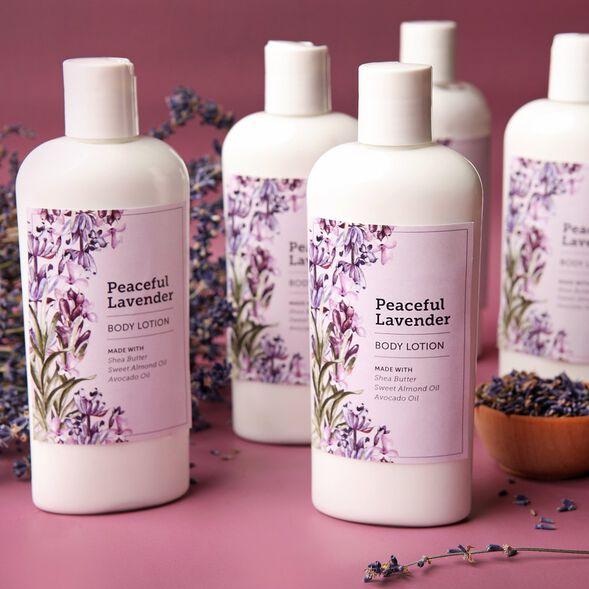 Peaceful Lavender Lotion Kit