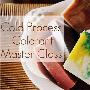 E-Book Cold Process Colorant Master Class