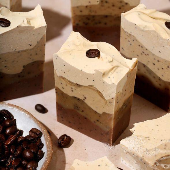 Latte Cold Process Soap Project