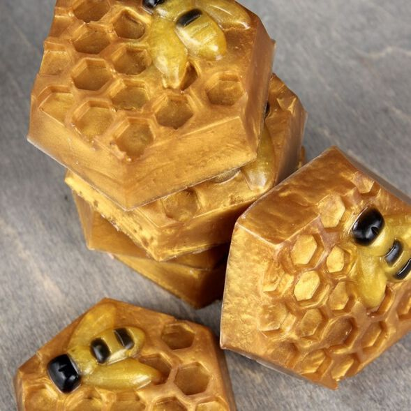 Honey Bee Soap Project