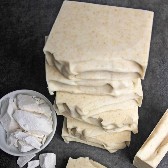 Kokum Butter Cold Process Soap Project