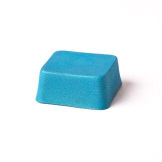 Mermaid Blue Color Block - 1 Block