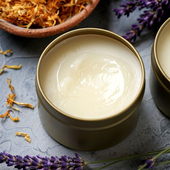 Floral Body Salve Project