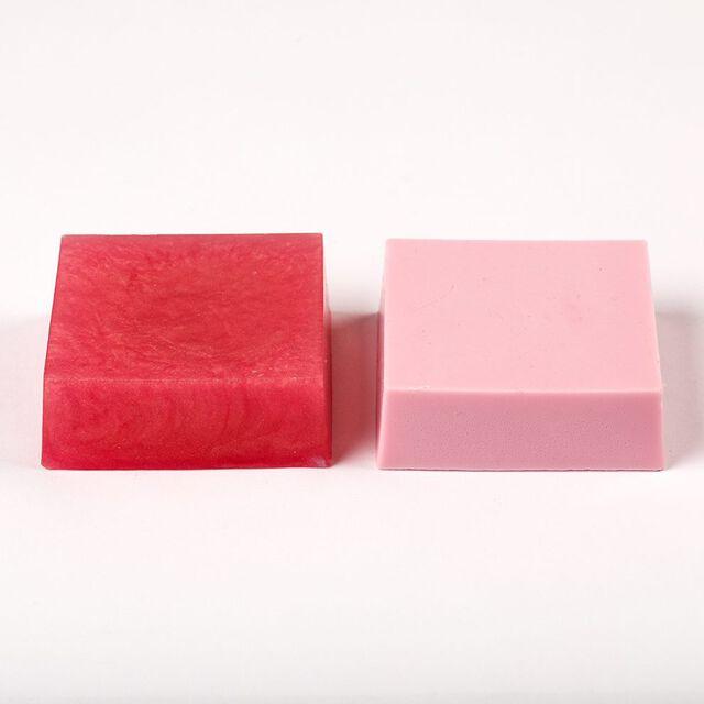 Rose Gold Color Block - 1 Block