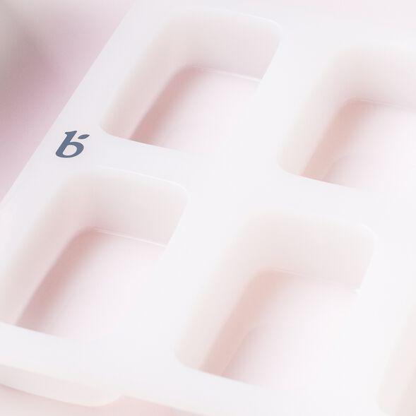 6 Cavity Silicone Rectangle Mold - 1 Mold