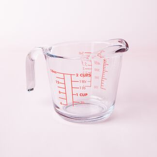 16 oz Glass Measuring Cup