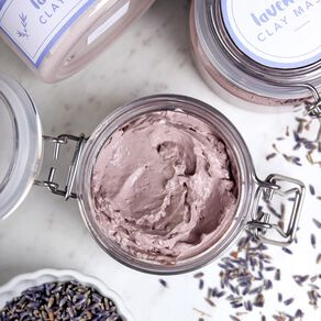 Lavender Face Mask Project