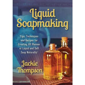 Liquid Soapmaking Book - 1 Book