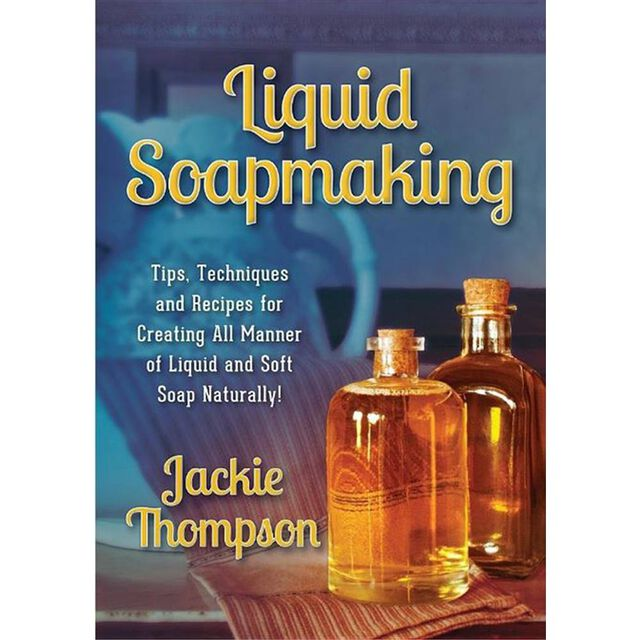 Liquid Soapmaking Book - 1 Book