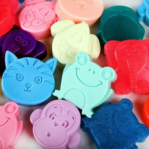 Cute Animals Soap Kit