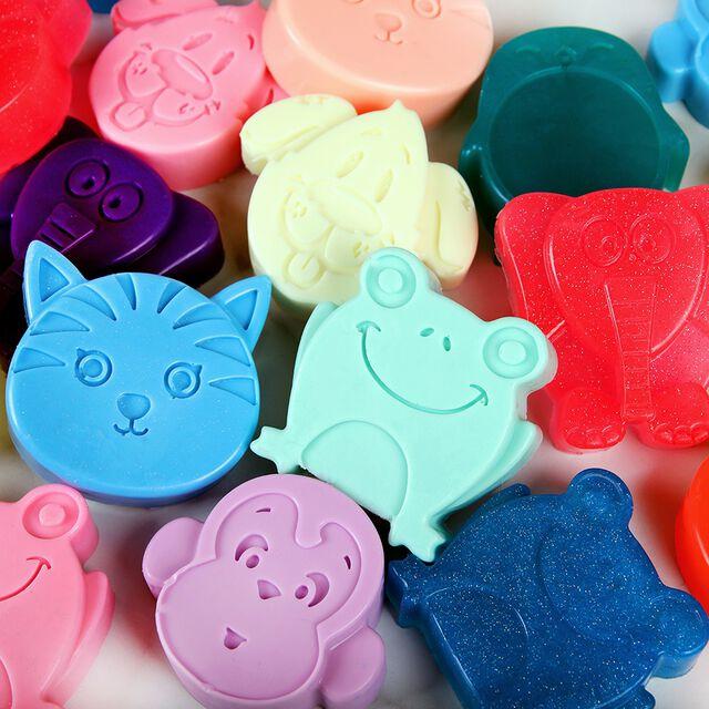 Cute Animals Soap Kit