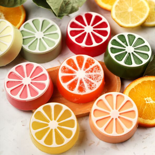 Citrus Slice Soap Kit