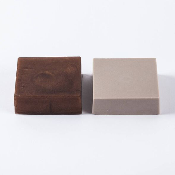 Cappuccino Color Block - 1 Block