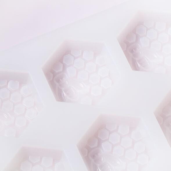 6 Cavity Honeycomb Silicone Mold