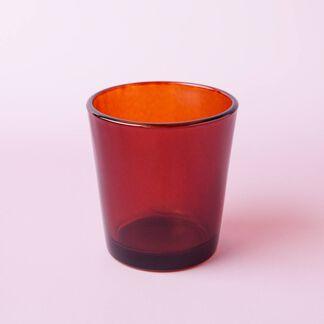 Amber Votive - 4 Jars