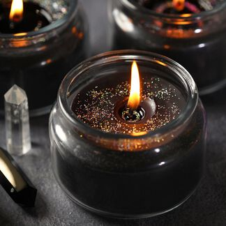 Midnight Magic Candle Project