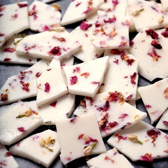 Floral Wax Bark Melts Project
