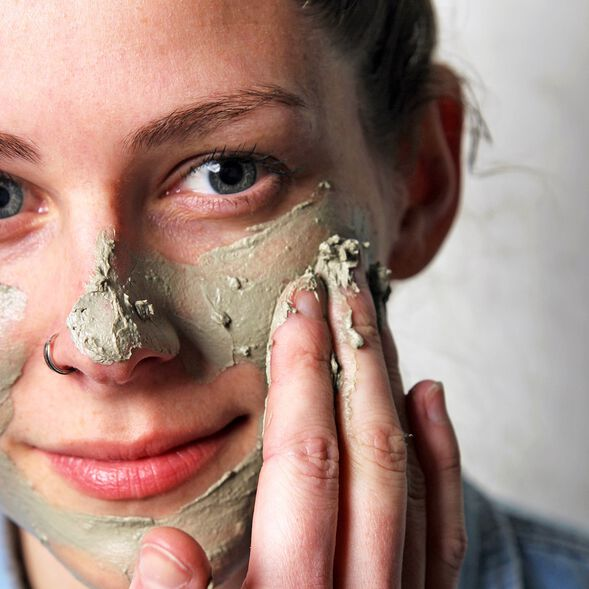 Sea Clay Face Mask Project
