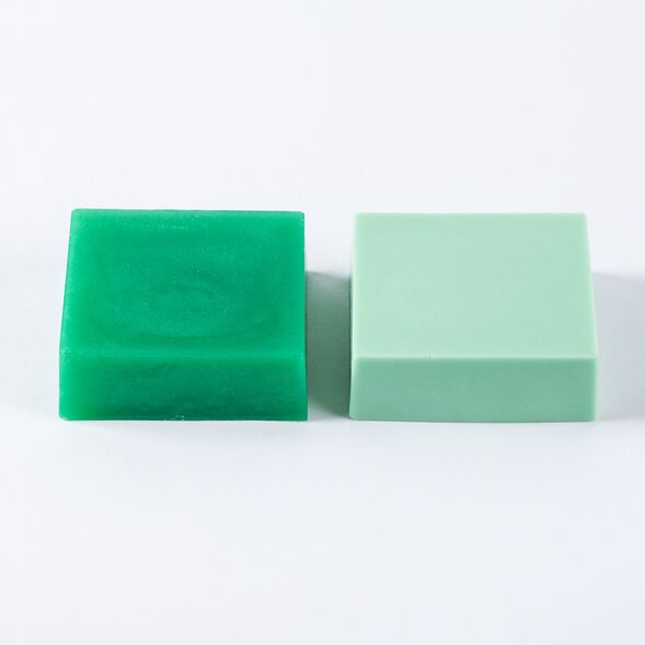 Kelly Green Color Block - 1 Block