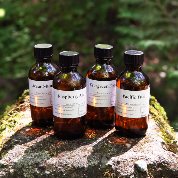Pacific Northwest Fragrance Collection