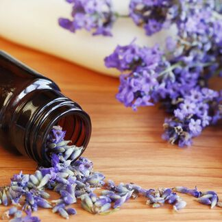 Lavender 40/42 Essential Oil - Trial Size
