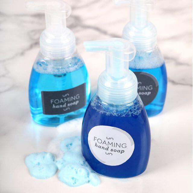 Foaming Liquid Soap Kit