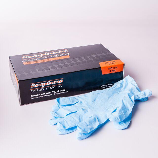 Nitrile Gloves - Medium - 2 gloves