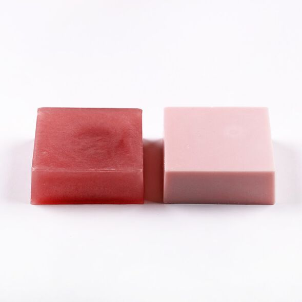 Blush Color Block - 1 Block