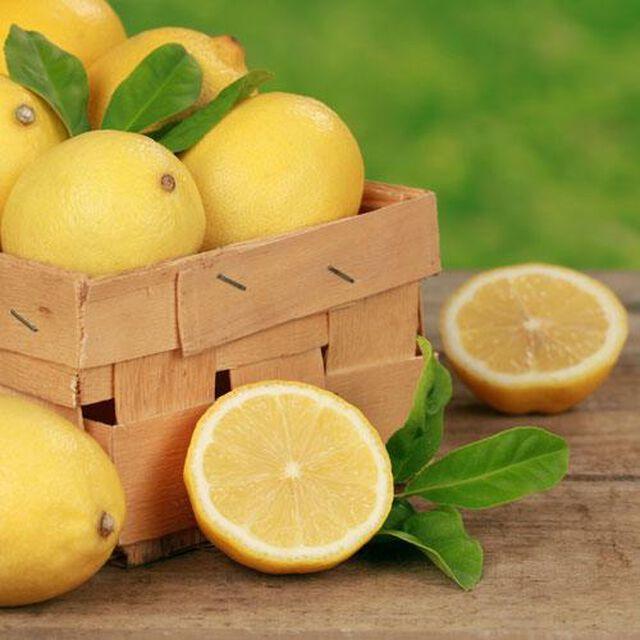 Sweet Meyer Lemon Fragrance Oil