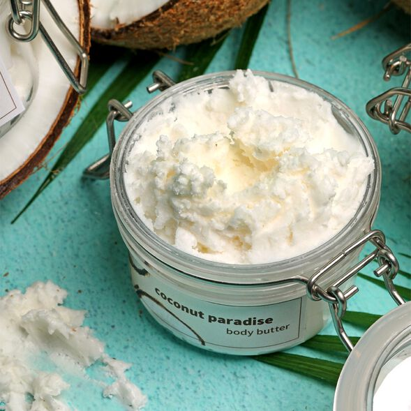 Coconut Whipped Body Butter Kit
