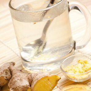 White Tea & Ginger Fragrance Oil Sample size