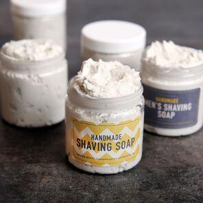 Shaving Soap Kit