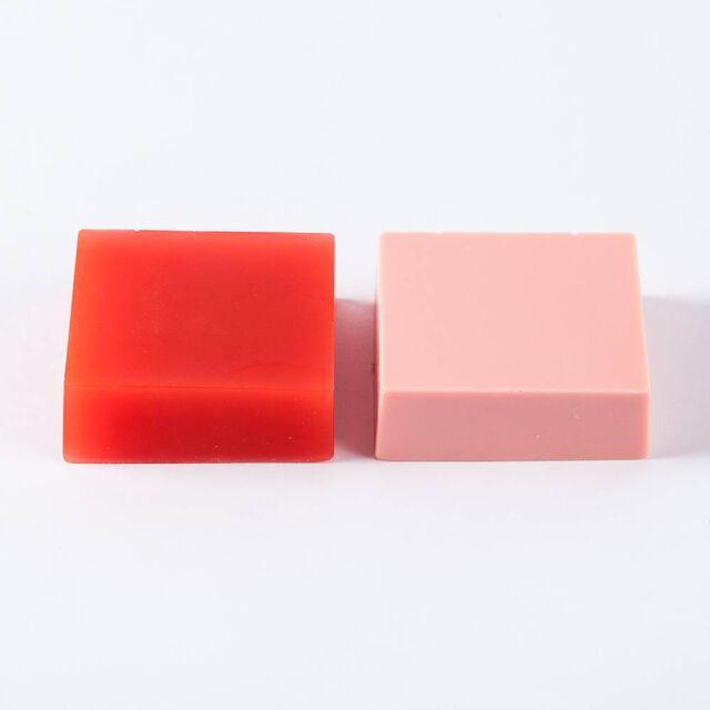 Perfect Red Color Block - 1 Block