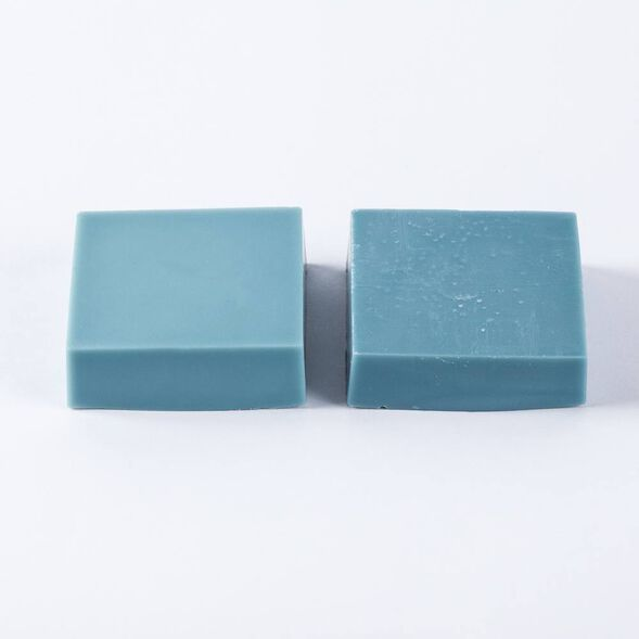 Stormy Blue Mica