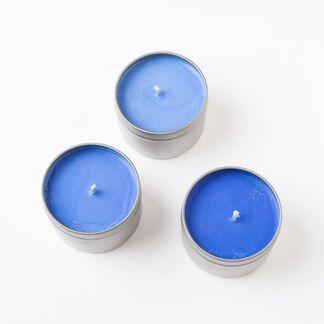 Cobalt Blue Candle Dye Flakes - 1 oz